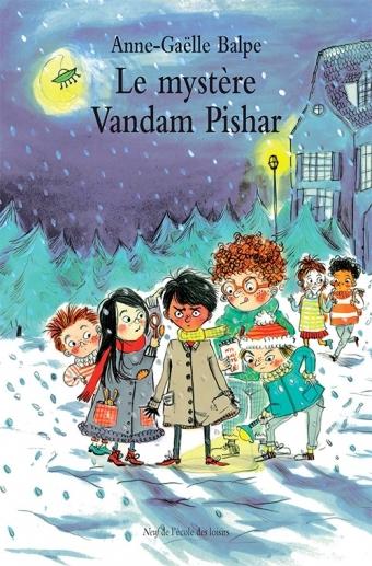 Couverture Le mystère Vandam Pishar