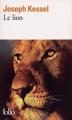 Couverture Le lion Editions Folio  2014