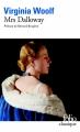 Couverture Mrs Dalloway Editions Folio  (Classique) 2015