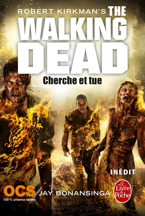 Couverture The walking dead (roman), tome 7 : Cherche et tue