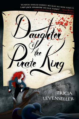 Couverture Daughter of the Pirate King, book 1