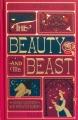 Couverture La belle et la bête Editions HarperCollins (Design) 2017