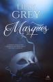 Couverture Masques Editions MxM Bookmark (Romance) 2017