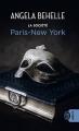 Couverture La société, tome 10 : Paris-New York Editions J'ai Lu 2017