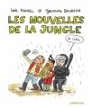 Couverture Les nouvelles de la jungle de Calais Editions Casterman 2017