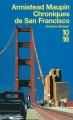 Couverture Chroniques de San Francisco, tome 1 Editions 10/18 2012