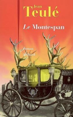 Couverture Le Montespan
