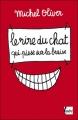 Couverture Le rire du chat qui pisse sur la braise Editions De l'aube 2010