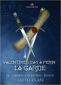 Couverture Les chroniques de Ren, hors-série : Valentine's day à Ferin, La garde Editions MxM Bookmark (Imaginaire) 2016