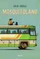 Couverture Mosquitoland Editions Milan 2017
