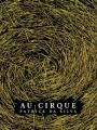 Couverture Au cirque Editions Le Tripode 2017