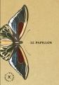 Couverture Le papillon Editions Le Tripode 2017