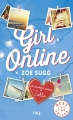 Couverture Girl Online, tome 1 Editions Pocket (Jeunesse - Best seller) 2017