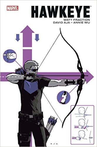 Couverture Hawkeye, intégrale