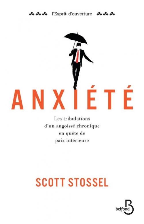 Couverture Anxiété
