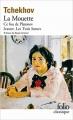 Couverture Théâtre complet, tome 1 :  La mouette, Ce fou de Platonov, Ivanov, Les trois soeurs Editions Folio  (Classique) 2016