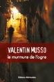 Couverture Le murmure de l'ogre Editions Retrouvées 2016