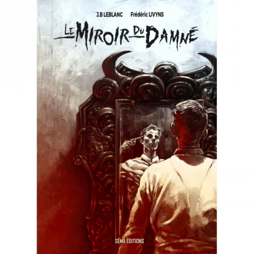 Couverture Le Miroir du Damné