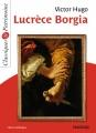 Couverture Lucrèce Borgia Editions Magnard (Classiques & Patrimoine) 2016