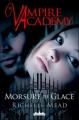 Couverture Vampire Academy, tome 2 : Morsure de glace Editions Castelmore 2010