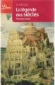 Couverture La légende des siècles, morceaux choisis Editions Librio 2009