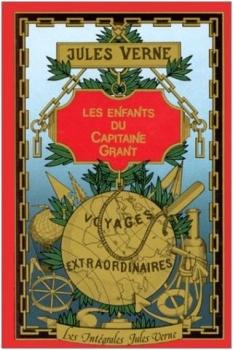Couverture Les Enfants du Capitaine Grant