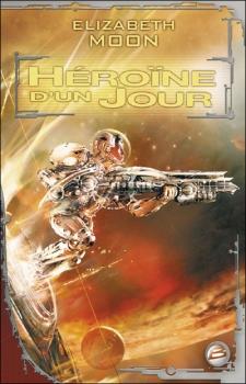 Couverture Heris Serrano, tome 4 : Héroïne d'un jour