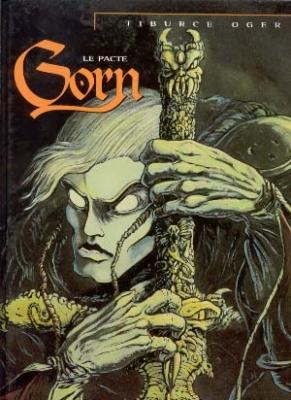 Couverture Gorn, tome 2 : Le pacte