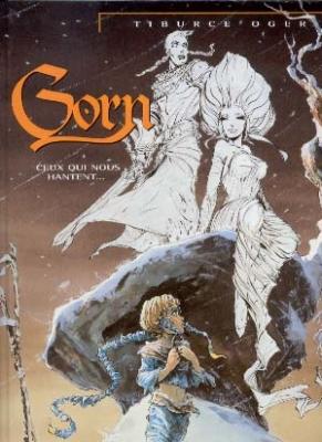 Couverture Gorn, tome 5 : Ceux qui nous hantent...