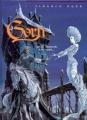 Couverture Gorn, tome 8 : Mon amour, un soir... Editions Vents d'ouest (Éditeur de BD) 1999