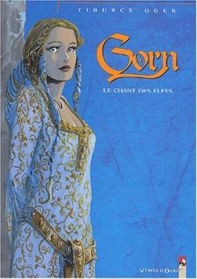 Couverture Gorn, tome 9 : Le Chant des Elfes