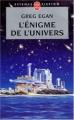 Couverture L'enigme de l'univers Editions Le Livre de Poche (Science-fiction) 2001