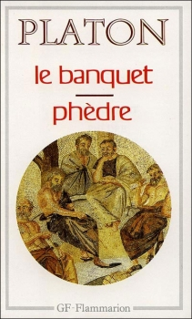 Couverture Le Banquet / Phèdre