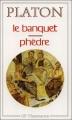 Couverture Le Banquet / Phèdre Editions Flammarion (GF) 1992