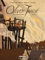 Couverture Oliver Twist, tome 1 Editions Delcourt (Ex-libris) 2007