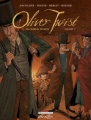 Couverture Oliver Twist, tome 3 Editions Delcourt (Ex-libris) 2008