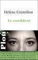 Couverture Le confident Editions Plon 2010