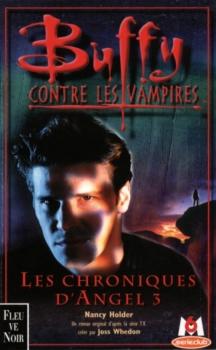 Couverture Buffy contre les vampires, tome 12 : Les chroniques d'Angel, partie 3