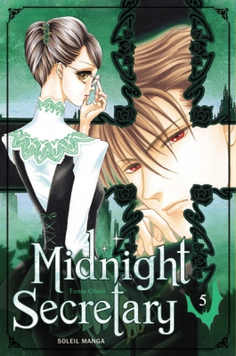 Couverture Midnight Secretary, tome 5