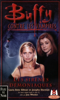 Couverture Buffy contre les vampires, tome 20 : Les Sirènes Démoniaques