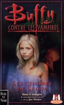 Couverture Buffy contre les vampires, tome 23 : Les Cendres de Salem