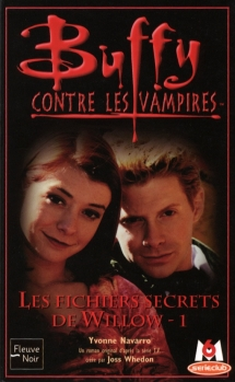 Couverture Buffy contre les vampires, tome 31 : Les Fichiers Secrets de Willow, partie 1