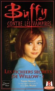 Couverture Buffy contre les vampires, tome 33 : Les Fichiers Secrets de Willow, partie 2