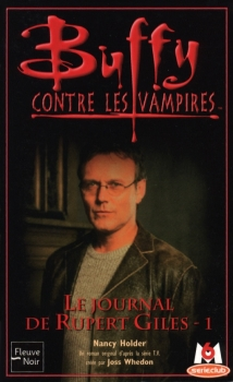 Couverture Buffy contre les vampires, tome 34 : Le Journal de Rupert Giles, partie 1