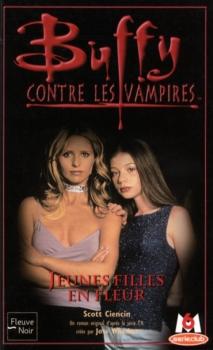 Couverture Buffy contre les vampires, tome 35 : Jeunes Filles en Fleur