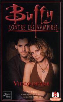 Couverture Buffy contre les vampires, tome 36 : Vidéo Drame