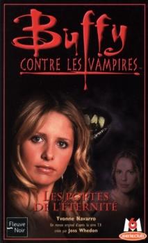 Couverture Buffy contre les vampires, tome 37 : Les Portes de l'Eternité