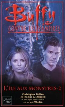 Couverture Buffy contre les vampires, tome 41 : L'île aux Monstres, partie 2