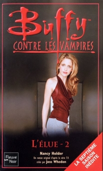 Couverture Buffy contre les vampires, tome 43 : L'Élue, partie 2