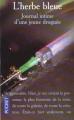 Couverture L'herbe bleue Editions Pocket 1989
